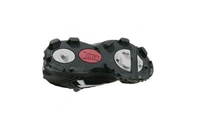 Buy Tanel 360° REV-D Low Cut Cleats. Mens Baseball Softball Shoes. SpiderFlexTM. Black, White &... by Tanel 360