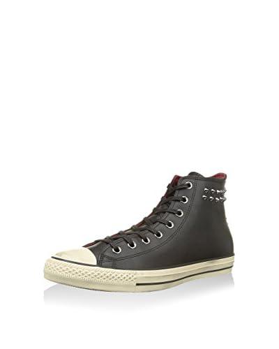 Converse Zapatillas abotinadas All Star Hi Leather Studs Negro