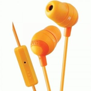 Marshmallow Earbuds W/ Mic
