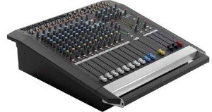 Allen  &  Heath PA12CP 12 input 1kW powered mixer