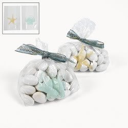 Summer Wedding Cello Bags (1 dozen) - Bulk [Toy]