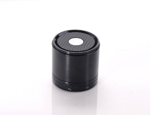 Solememo® Myvision 788S Bluetooth Speaker Mini Speaker For Car Portable Speaker Bluetooth Wireless Speaker Outdoor For Iphone/Tv/Ipod/Mp3 Player By Solememo (Black)