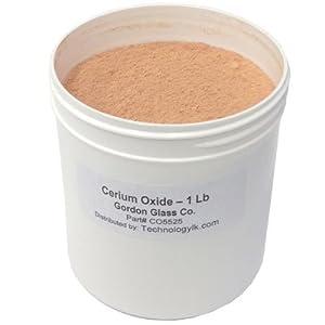 Gordon Glass Cerium Oxide - 1Lb
