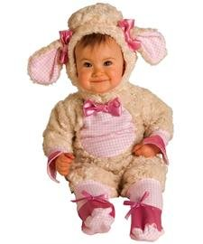 Rubies Lucky Lil Lamb Romper Infant Halloween Costume (6-12 Months)