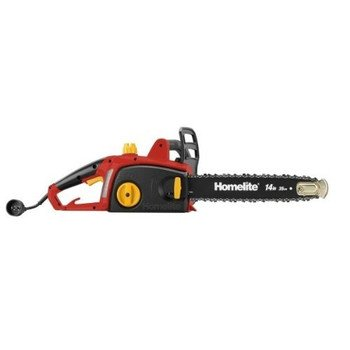 Factory-Reconditioned Homelite ZR43100 9.0 Amp 14-in Electric Chain Saw