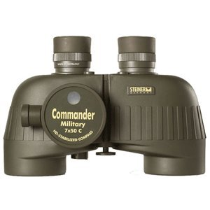 Steiner 7X50 Commander Iii Military (Green) Binocular