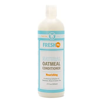 Fresh Dog Natural Oatmeal Conditioner