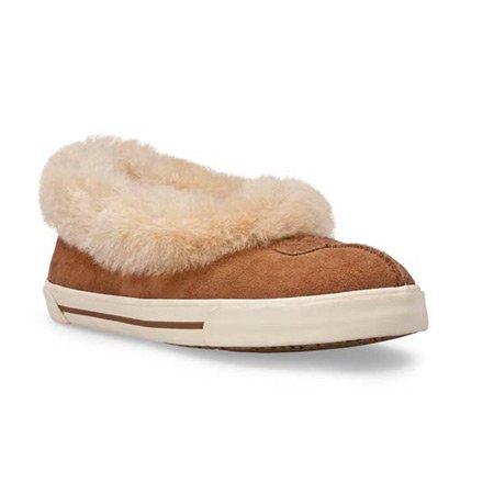 Cheap Ugg Australia Rylan Slipper Shoes Shoes Brown Youth Kids Girls (B004D9R7DC)