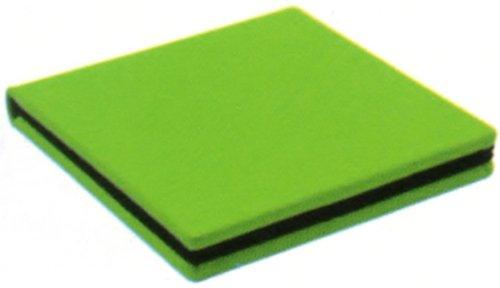 LEGAMi イタリア ポケットミラー ライトグリーン