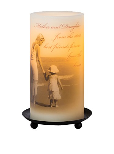candle-impressions-mother-and-daughter-sentiment-flameless-candles-with-timer