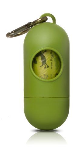 Earth rated green dispenser with dog waste poop bags by for Earth rated dog bags