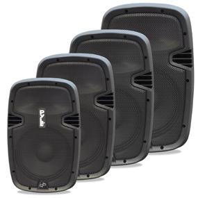2-Way Powered Speaker System
