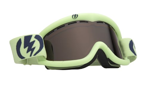 Electric Visual Eg1K Snow Goggle, Youth, Allied Green, Bronze