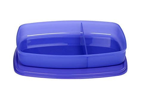 Signoraware Slim Lunch Box, Violet