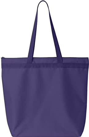 Melody Large Tote - PURPLE - OS
