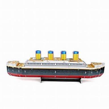 3D Puzzle Mini Titanic Toy For Kids front-1018034