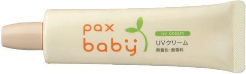 Taiyo Yushi Pax Baby | Sunscreen | Baby UV Cream 30g SPF17 PA+