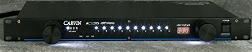 Carvin Audio Power Conditioner/Sequencer - AC120S