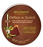 Bourjois Delice de Soleil Mineral Bronzing Powder - 02 Fair/Medium Skin