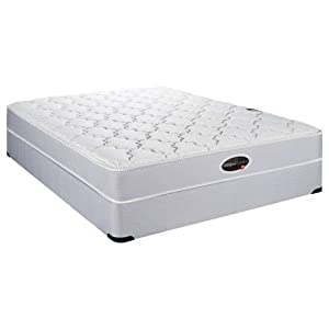 Simmons Beautyrest Studio Coconut Grove Luxury Firm Twin Extra Long Mattress Set