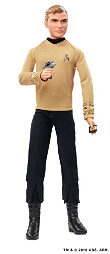 Barbie-Mueca-fashion-star-trek-kirk-Mattel-DGW69