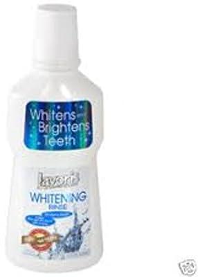 Lavoris Whitening Rinse Mouthwash (1 Ltr) 33.80 oz