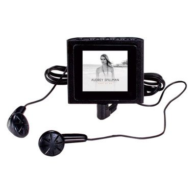 POLAROID MP3 MUSIC AND VIDEO PLAYER 4 GB 1.5″ DISPLAY WITH HEADPHONES