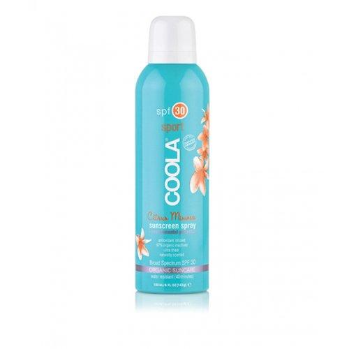 Coola Sport Continuous Sunscreen Spray