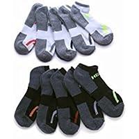 10-Pack Head Men's Moisture-Wicking Socks