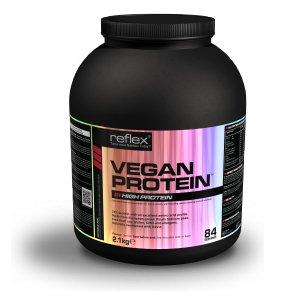 Reflex Nutrition Vegan Protein 2.1kg Smooth Fruits - Protein Shake