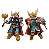 Marvel Minimates Series 42 Mini Figure 2Pack Armored Thor Beta Ray Bill by Art Asylum [Toy]