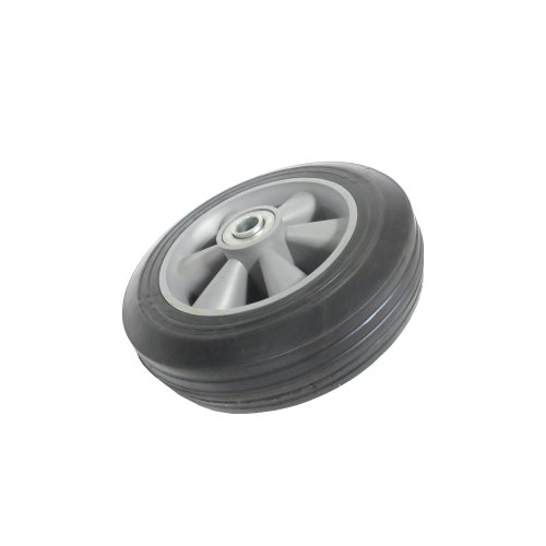 RVTravelMats Replacement Cart Wheel, Solid 8 Rubber Wheel at Sears.com