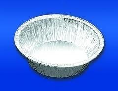 Deli Supplies 1000 x Foil Dishes Steak Pie Small Custards Round Quiche 33Mm Deep / 197cc