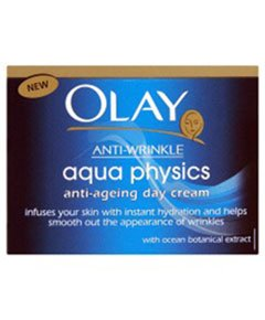 Olay Anti Wrinkle Aqua Physics Anti-Ageing Day Cream 50 ml