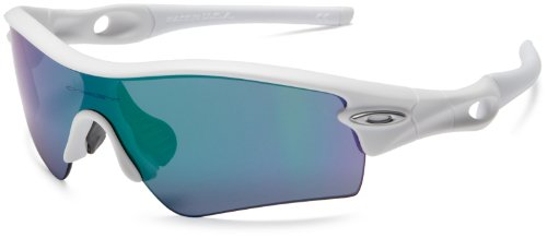 Oakley Radar Path matte white/jade iridium