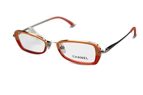 chanel damen brille in orange 2158 col 434 48 18 135. Black Bedroom Furniture Sets. Home Design Ideas