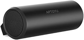 Aptoyu 10W Dual-Driver Portable Wireless Speaker