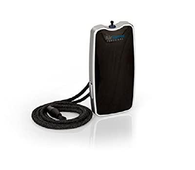 AirTamer Negative Ion Generator Rechargeable Personal Air Purifier A310