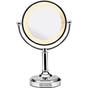 Lampadine Revlon Touch Control Lighted Make Up Mirror With