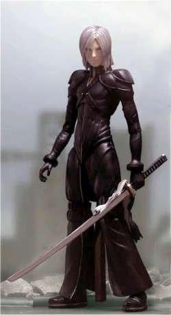 Final Fantasy VII Movie Advent Children Series 2 Action Figure Kadaj