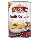 Baxters Favourite Lentil And Bacon Soup 400G
