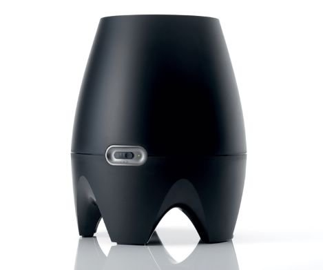 Air-O-Swiss 2441 Icon Evaporative Humidifier with Fragrance Container for Essential Oils - Unique  &  Stunning Design