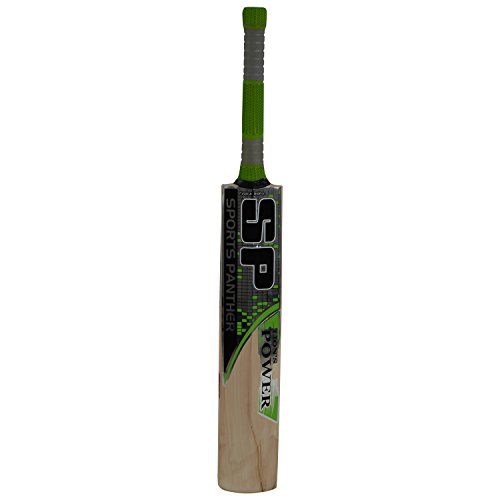 SP Sports Panther Lion'S Power Unisex Wood - English Willow Cricket Bat (English Willow)