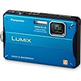 Panasonic Lumix DMC-TS10 14.1 MP Digital Camera with 4x Optical Image Stabi ....