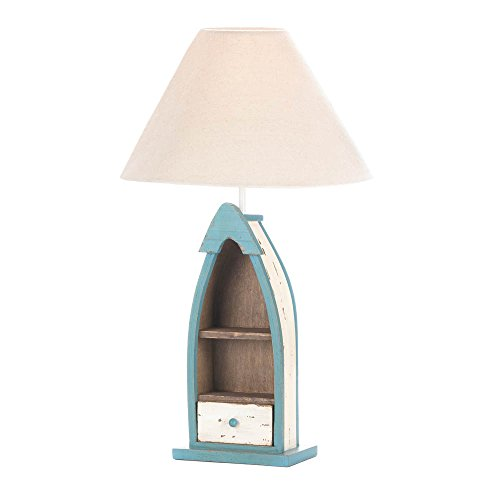 VERDUGO GIFT Fishing Boat Lamp (Team Spirit Bottle Holder compare prices)