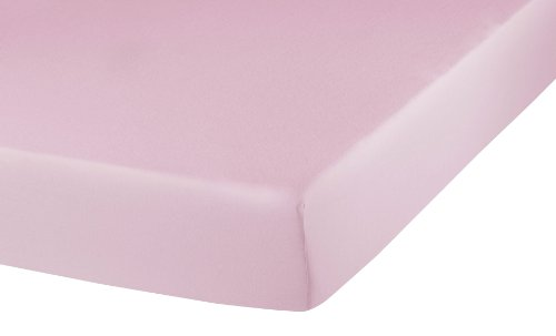 Carter's Sateen Fitted Crib Sheet - 1