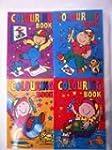 20 Mini A6 Colouring Books Party Bag...