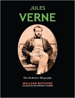 Jules Verne The Definitive Biography Books