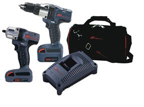 IQV20 Series Cordless Combo Kit, 202-by-INGERSOLL RAND