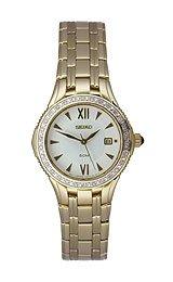 Seiko Women's SXDA86 Le Grand Sport Diamond Watch